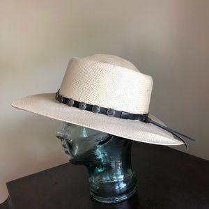 Stetson vintage western straw hat